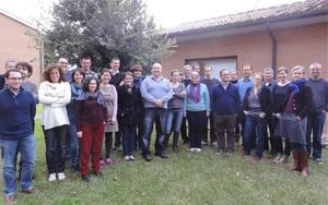 Modelling group Volterra